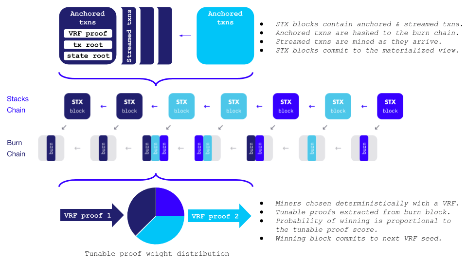 description of Blockstack network